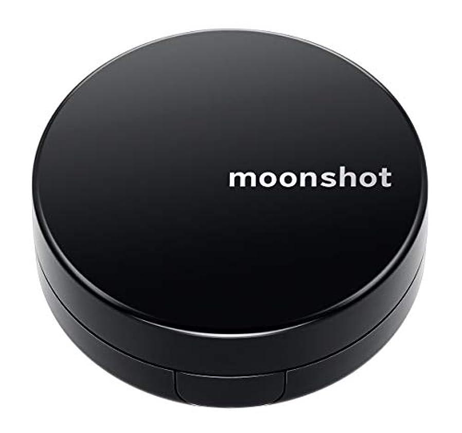 ほめる取得する環境【moonshot × blackpink】自然なスキントーンと均一なカバー力 しわ改善 美白 紫外線遮断 ムーンショット マイクロフィットクッション201/正規品