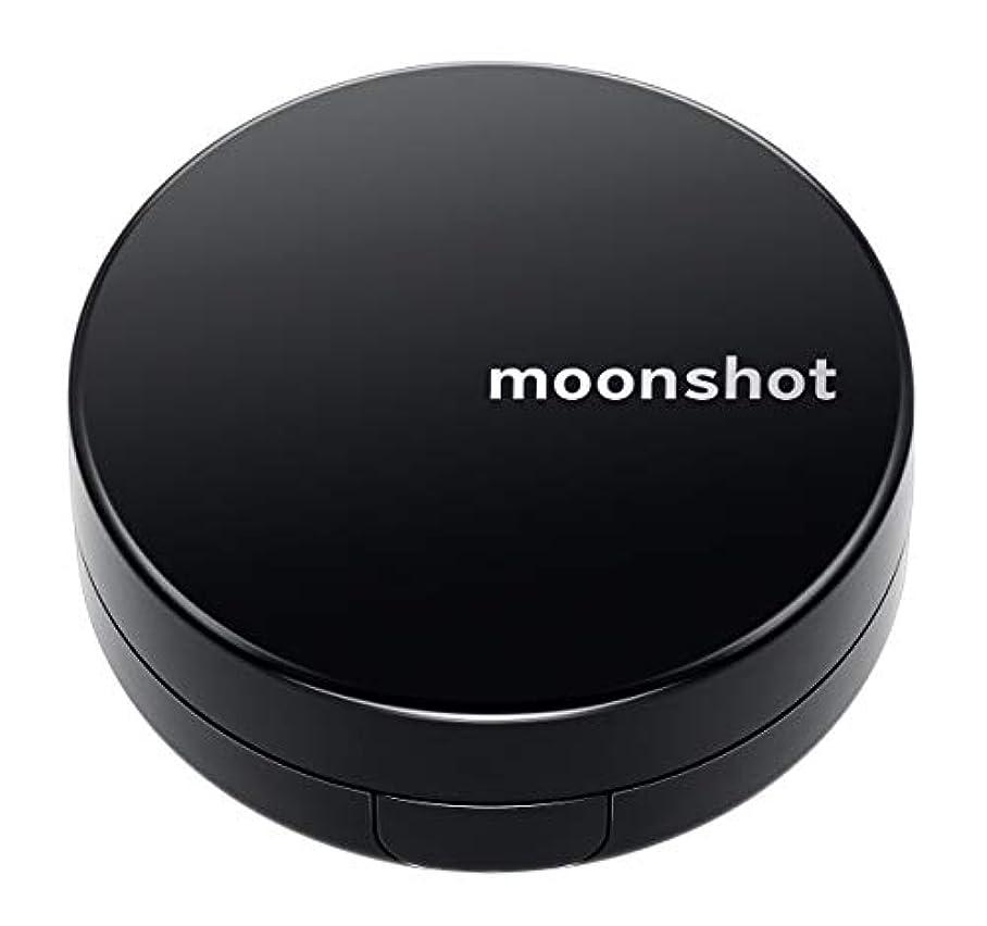 クレア原子生息地【moonshot × blackpink】自然なスキントーンと均一なカバー力 しわ改善 美白 紫外線遮断 ムーンショット マイクロフィットクッション201/正規品