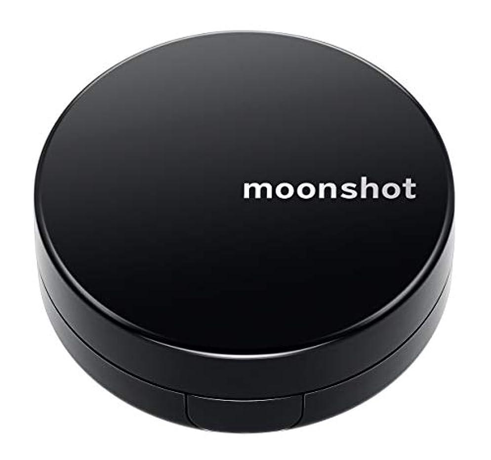 わな読む料理【moonshot × blackpink】自然なスキントーンと均一なカバー力 しわ改善 美白 紫外線遮断 ムーンショット マイクロフィットクッション301/正規品