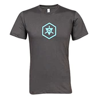 Google公式 IngressロゴTシャツ Resistanceバージョン (S) [並行輸入品]