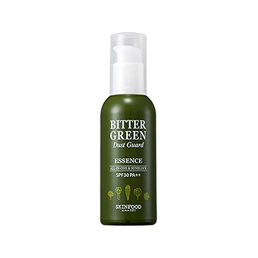 辞書ぴったり終点Skinfood ビターグリーンダストガードエッセンス/Bitter Green Dust Guard Essence 50ml [並行輸入品]