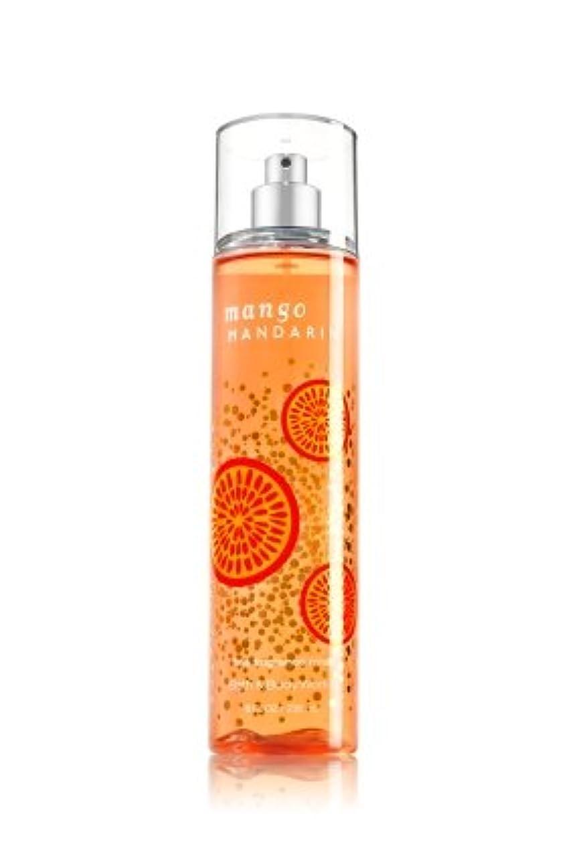付与違う真鍮【Bath&Body Works/バス&ボディワークス】 ファインフレグランスミスト マンゴーマンダリン Fine Fragrance Mist Mango Mandarin 8oz (236ml) [並行輸入品]
