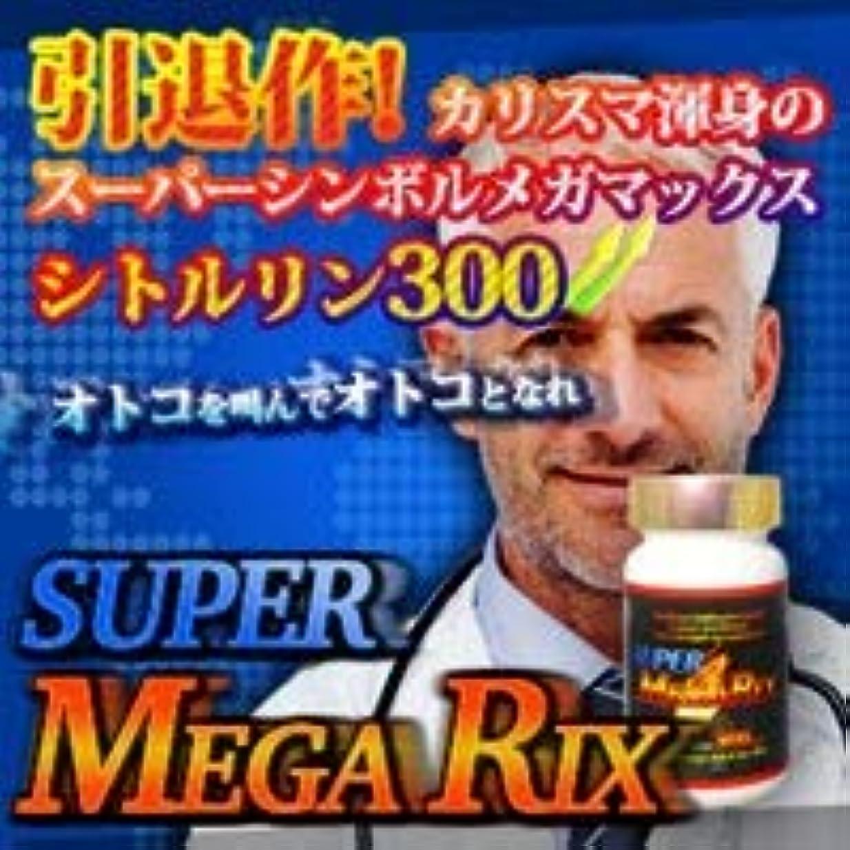 クライマックス窓を洗うより良いサイオ Super Megarix(スーパーメガリクス)120錠 特別価格120錠×1個