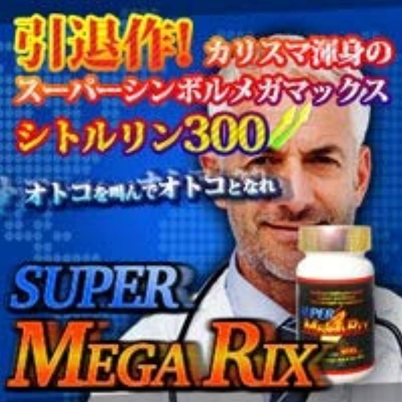 ウェブ非常に良さサイオ Super Megarix(スーパーメガリクス)120錠 特別価格120錠×1個