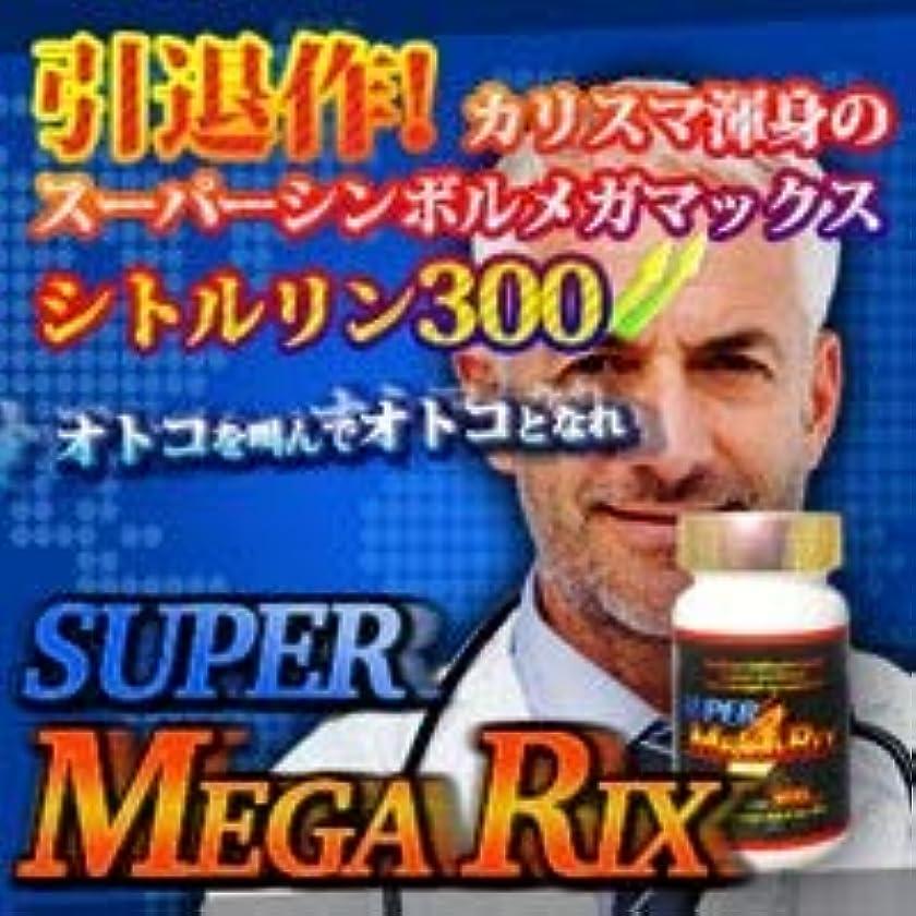 早める祝福するオンスサイオ Super Megarix(スーパーメガリクス)120錠 特別価格120錠×1個