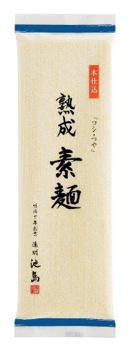 池島フーズ 熟成 素麺 180g