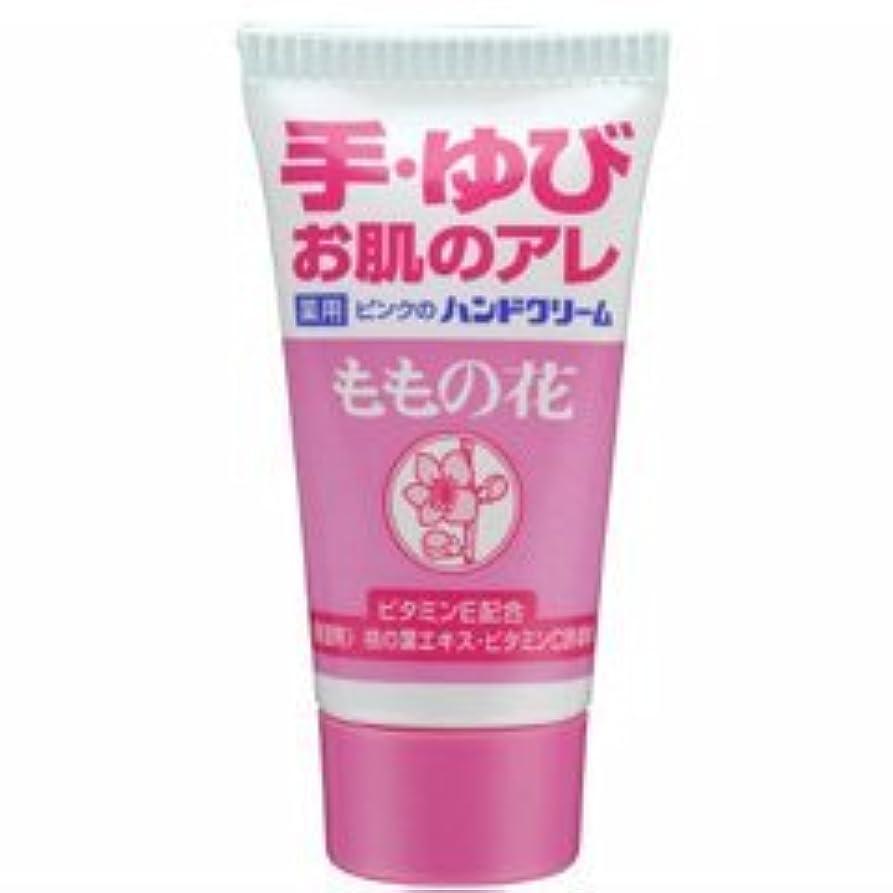 【オリヂナル】ハンドクリーム ももの花 チューブ 30g