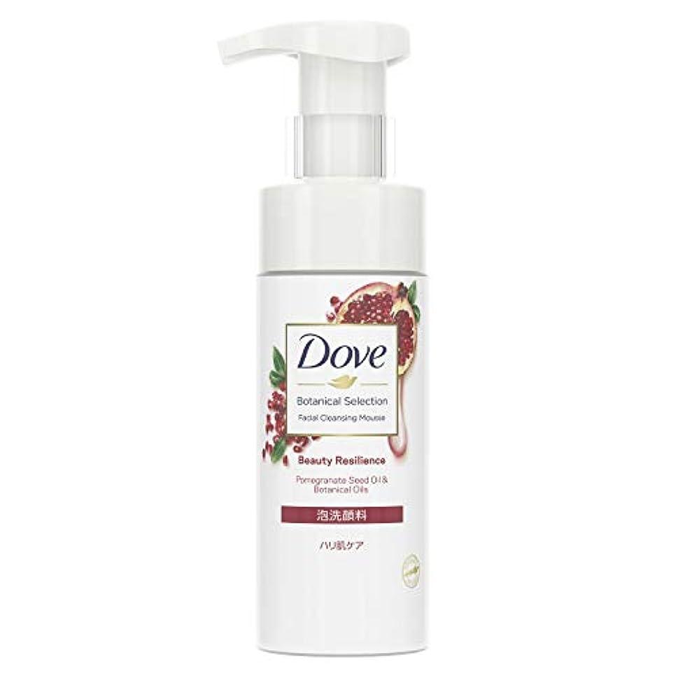 代わりのインシュレータ大量Dove(ダヴ) ダヴ ボタニカルセレクション ビューティーレジリエンス 泡洗顔料 145mL