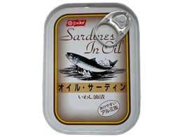 オイルサーディン 110g /EO 日水(6缶)