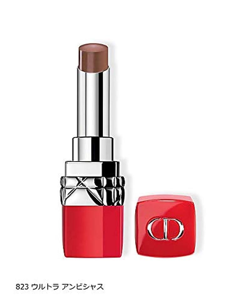 清める区別する付属品Dior(ディオール)ディオール ルージュ ディオール ウルトラ ルージュ(限定品)3.2g (823 ウルトラ アンビシャス)