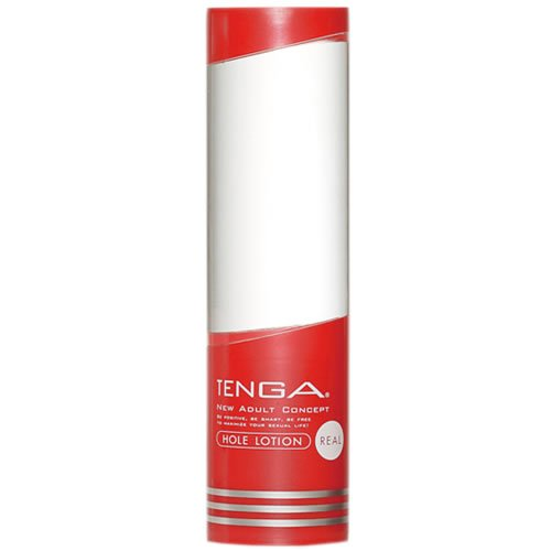 TENGA ホールローション リアル[REAL] 【潤い超リアル! 本物・・・