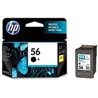 (まとめ) HP56 プリントカートリッジ 黒 C6656AA#003 1個 【×3セット】 〈簡易梱包
