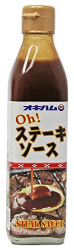 Oh! ステーキソース 300ml