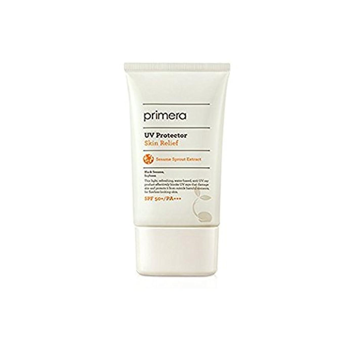 (プリメラ) スキン リリーフ UV プロテクター SPF 50+ PA+++ 50ml /Skin Relief UV Protector SPF 50+ PA+++ 50ml[海外直送品] [並行輸入品]