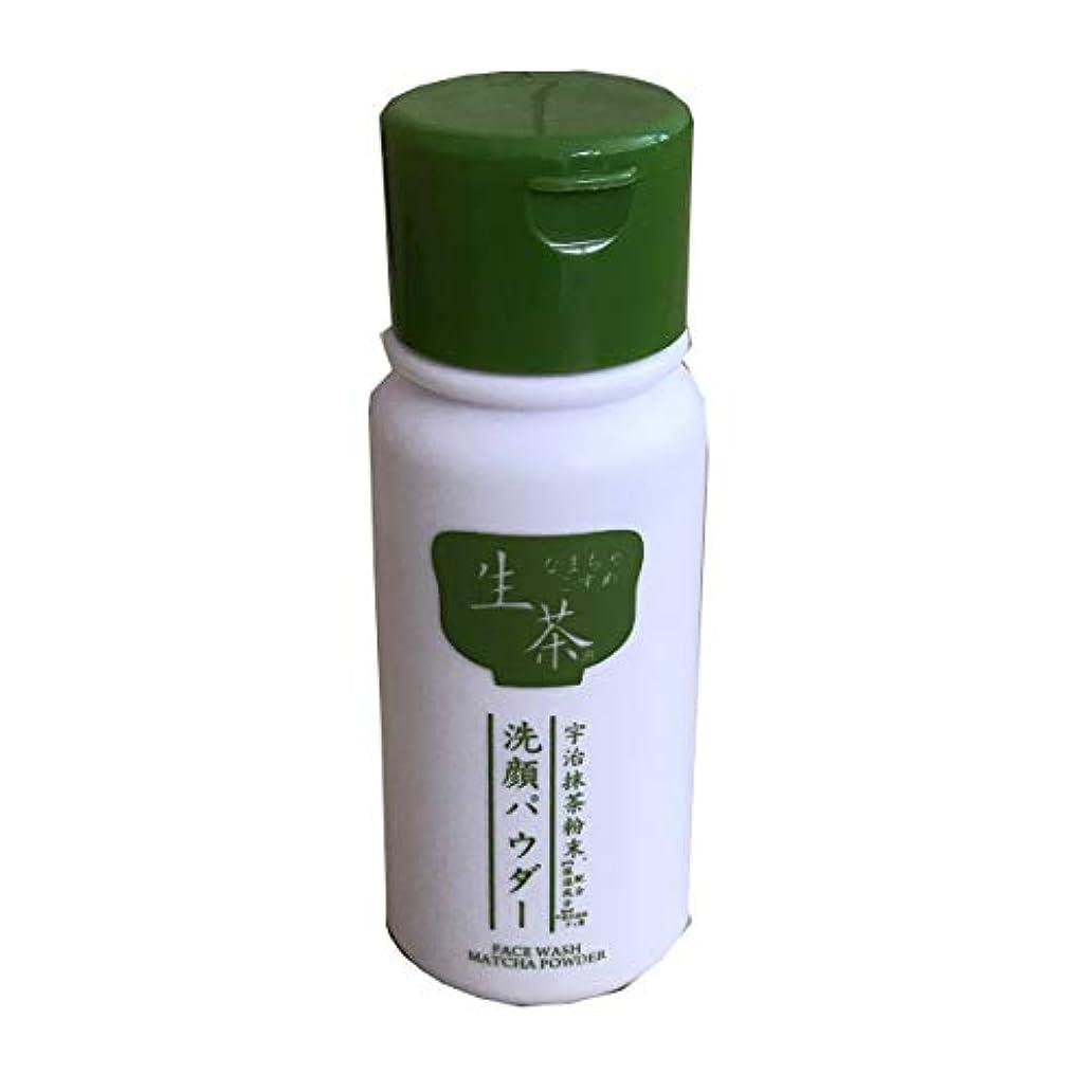 耐えられない阻害する違反生茶 洗顔パウダー