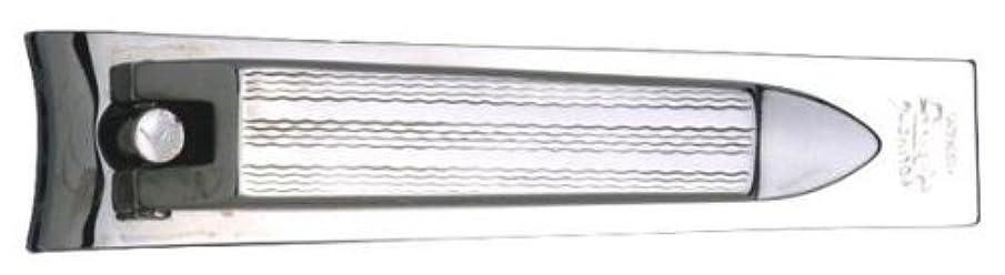 パフ項目スタイルゲーゾル(独)GOSOL 爪切 6cm 革サック付