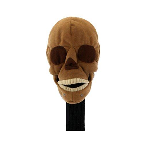 ホクシン交易 骸骨 ヘッドカバー WHC1370