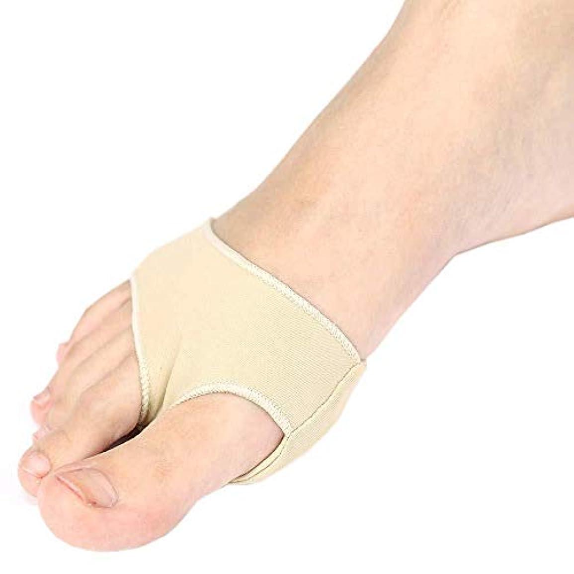 拮抗する線雇うつま先と外反の分離のためのつま先セパレーター、足の親指矯正器、つま先矯正器、装具つま先セパレーター,S