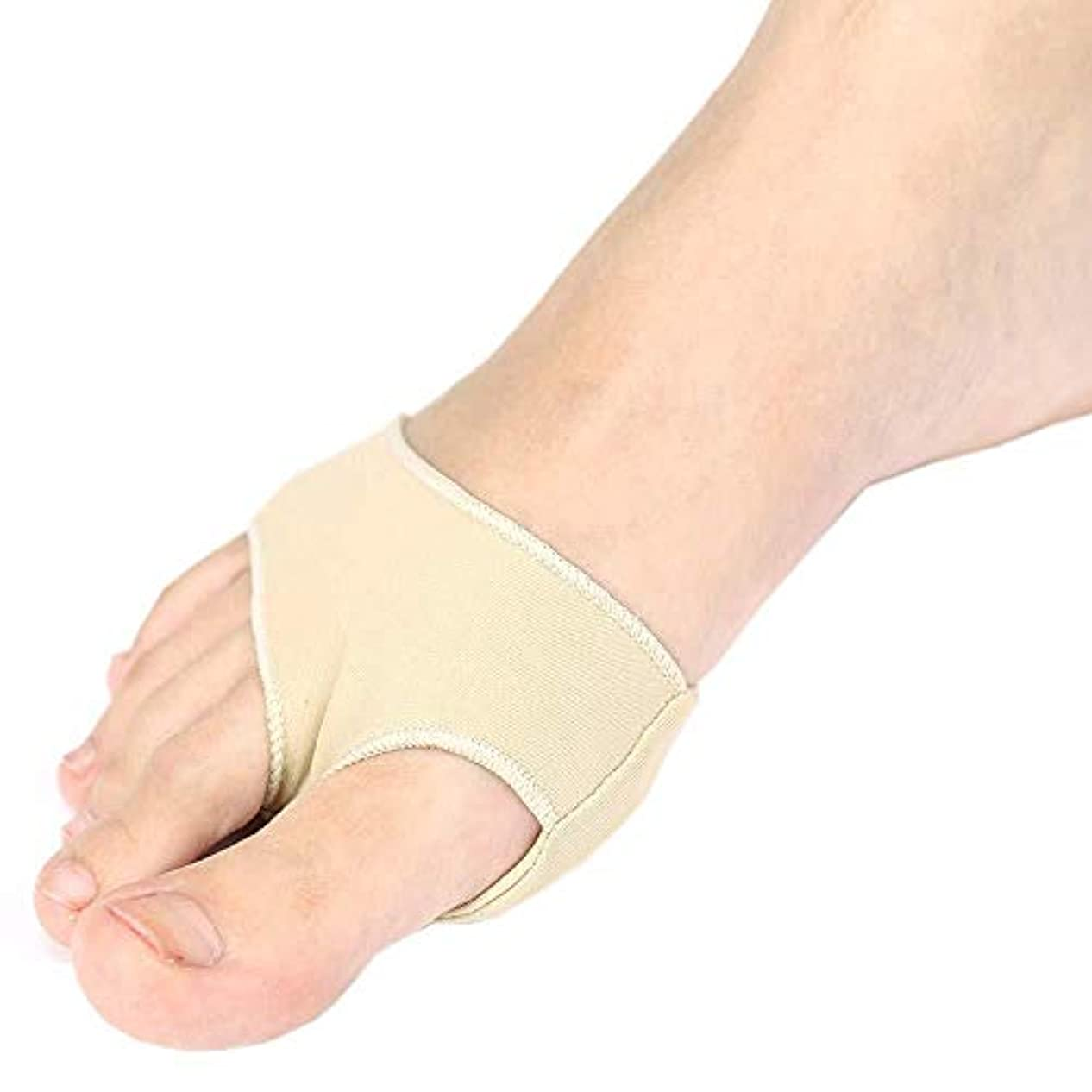 着陸皮肉なカスタムつま先と外反の分離のためのつま先セパレーター、足の親指矯正器、つま先矯正器、装具つま先セパレーター,L