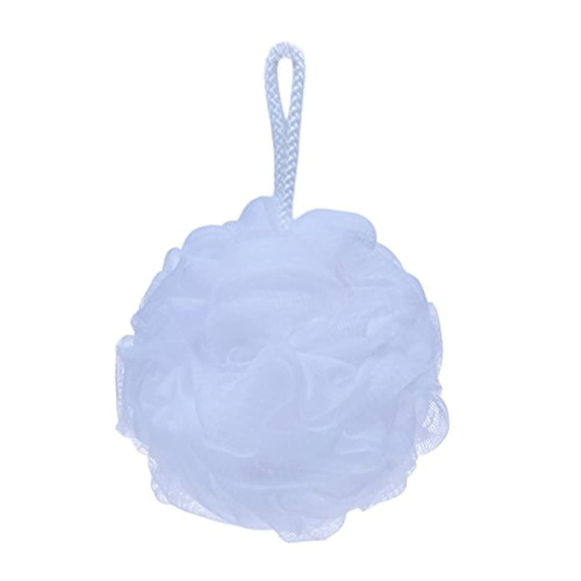 SUPERMOOM バスボール 泡立てネット ボール シャワー ナイロン 4種類の色選択