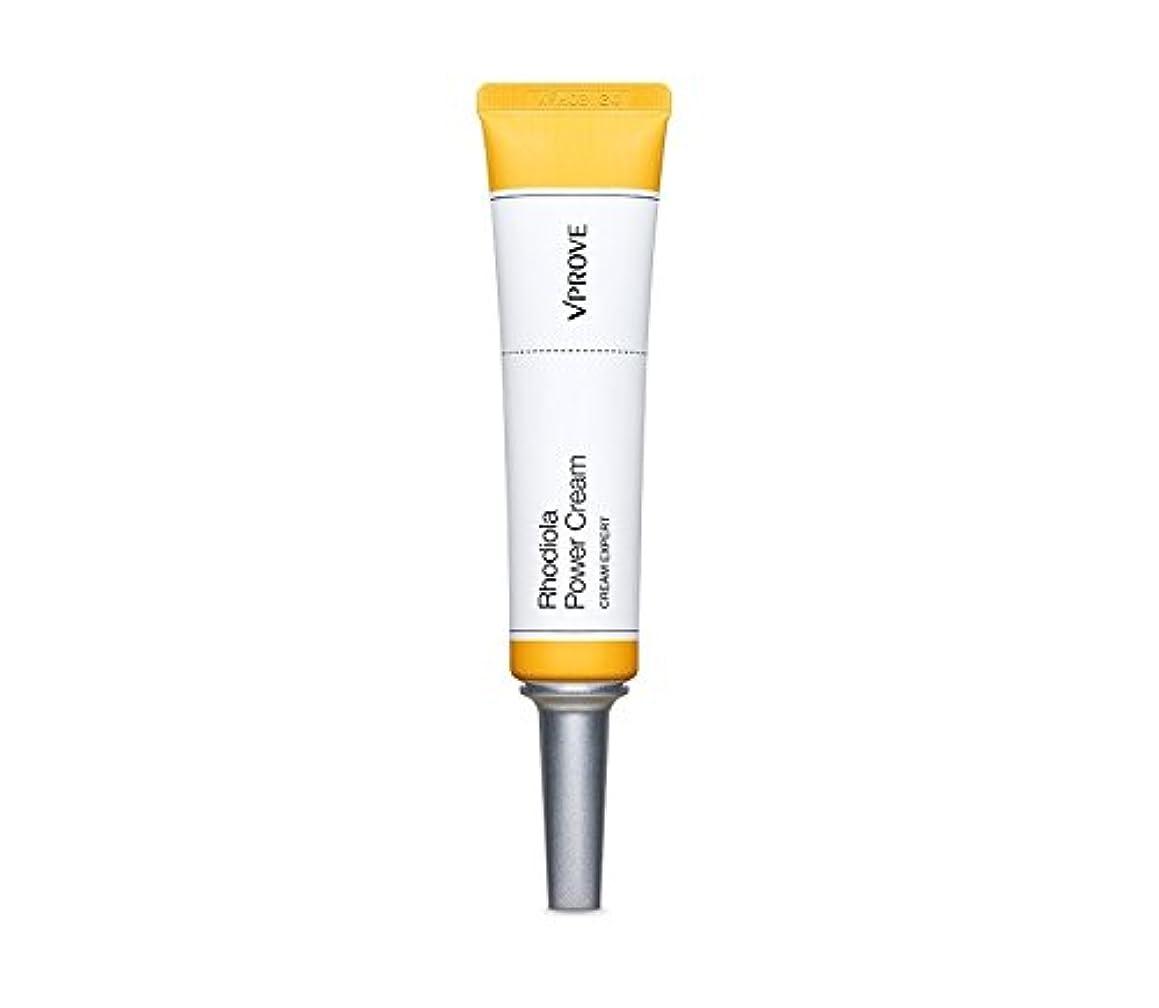 ナチュラピストン論文VPROVE Cream Expert Rhodiola Power Cream 35ml
