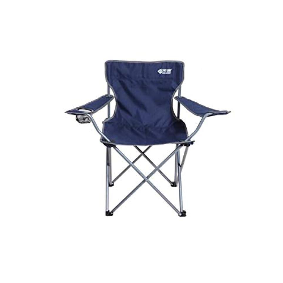 農学原稿年金受給者SHENGSHIHUIZHONG ポータブル折りたたみ椅子、小さなスツール、シンプルな釣り椅子、アウトドアレジャーマザール、ビーチチェア、40×40×64センチ (Edition : B)