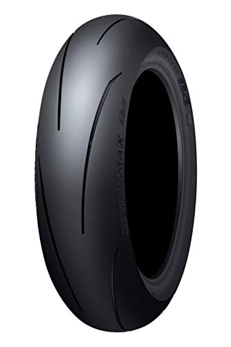 日付多用途焦がすDUNLOP(ダンロップ)バイクタイヤ SPORTMAX Q4 リア 180/60ZR17 M/C (75W) チューブレスタイプ(TL) 二輪 オートバイ用 331656