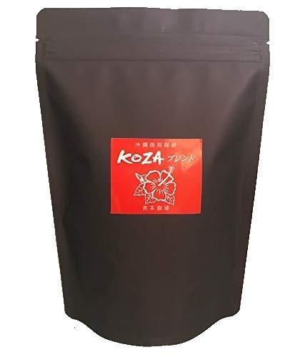 沖縄焙煎珈琲 コザブレンド コーヒー豆 200g ヨシモトコーヒー (1パック)