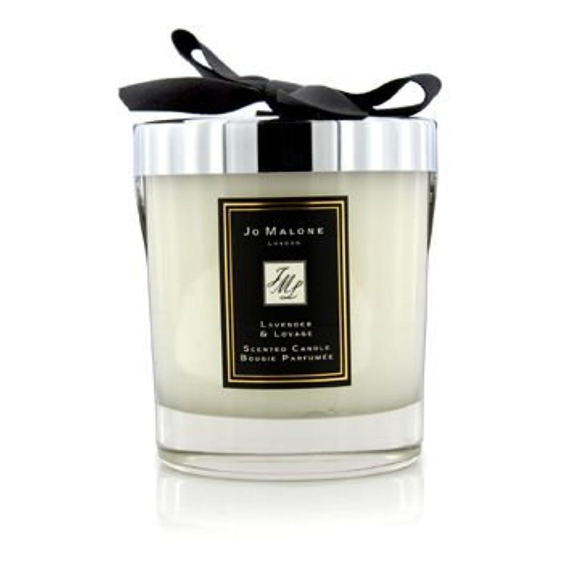 学者摂氏度領事館[Jo Malone] Lavender & Lovage Scented Candle 200g (2.5 inch)