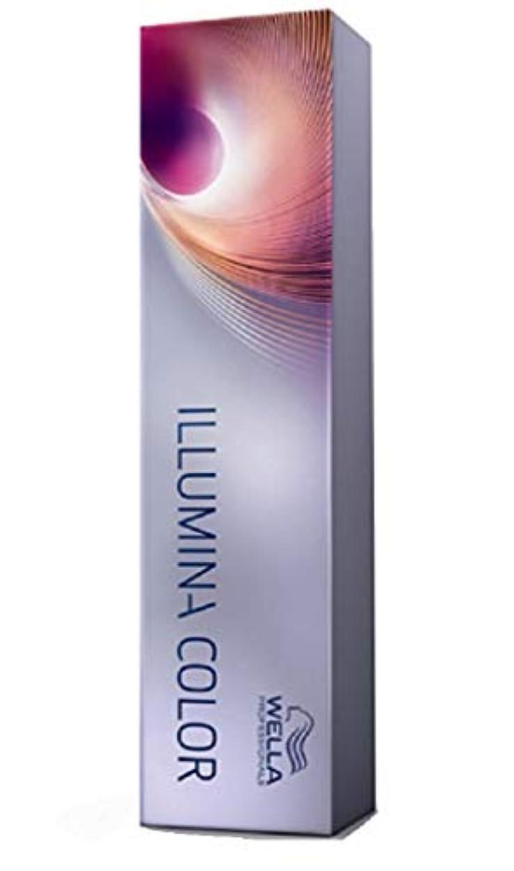 水素追い出す蒸気WELLA イルミナカラー 80g ブロッサム10