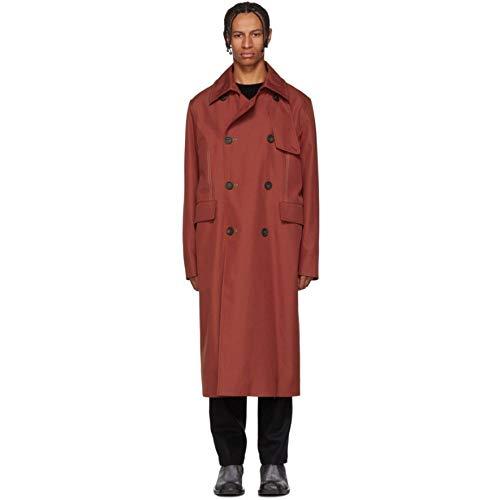 (アクネ ストゥディオズ) Acne Studios メンズ アウター トレンチコート Red Oversized Trench Coat [並行輸入品]