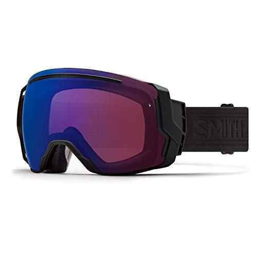 18-19 SMITH (スミス) ゴーグル I/O7 BLACKOUT (PHOTOCHROMIC) アイ/オーセブン アジアンフィット ジャパンフィット スノーボード スキー