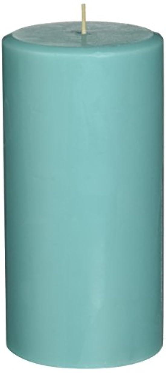 ミュージカルバスタブ美容師Northern Lights Candles Watercress &ミントFragranceパレットPillar Candle、3 x 6