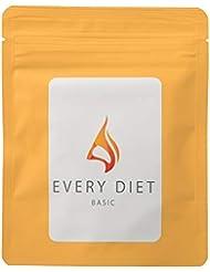 Every Diet Basic (エブリダイエット ベーシック) ダイエット サプリメント [内容量60粒/ 説明書付き]