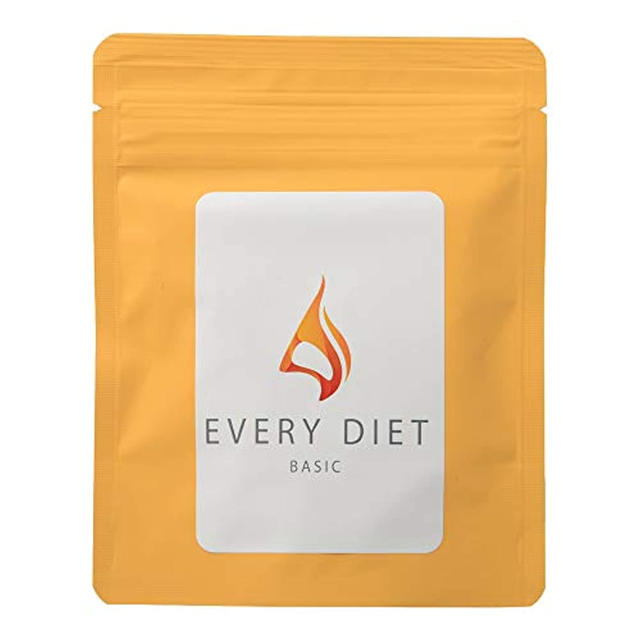 連結するブース番目Every Diet Basic (エブリダイエット ベーシック) ダイエット サプリメント [内容量60粒/ 説明書付き]