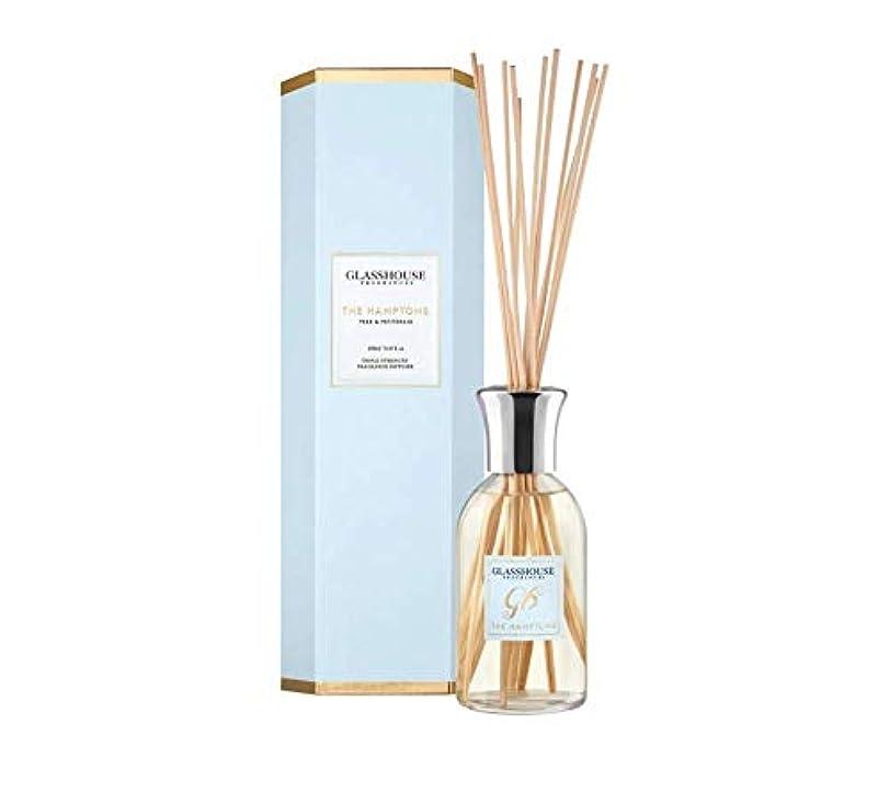 ニッケルますます表現グラスハウス Triple Strength Fragrance Diffuser - The Hamptons 250ml/8.45oz並行輸入品
