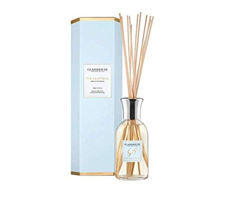 熟読プラカード経済的グラスハウス Triple Strength Fragrance Diffuser - The Hamptons 250ml/8.45oz並行輸入品
