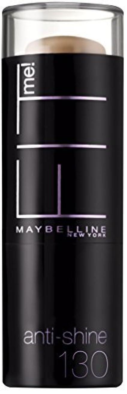 部門ストレッチまっすぐにするMaybelline Fit Me 2-In-1 Anti-Shine 9 g Shade 130 by Maybelline