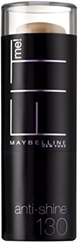 権威先信頼Maybelline Fit Me 2-In-1 Anti-Shine 9 g Shade 130 by Maybelline