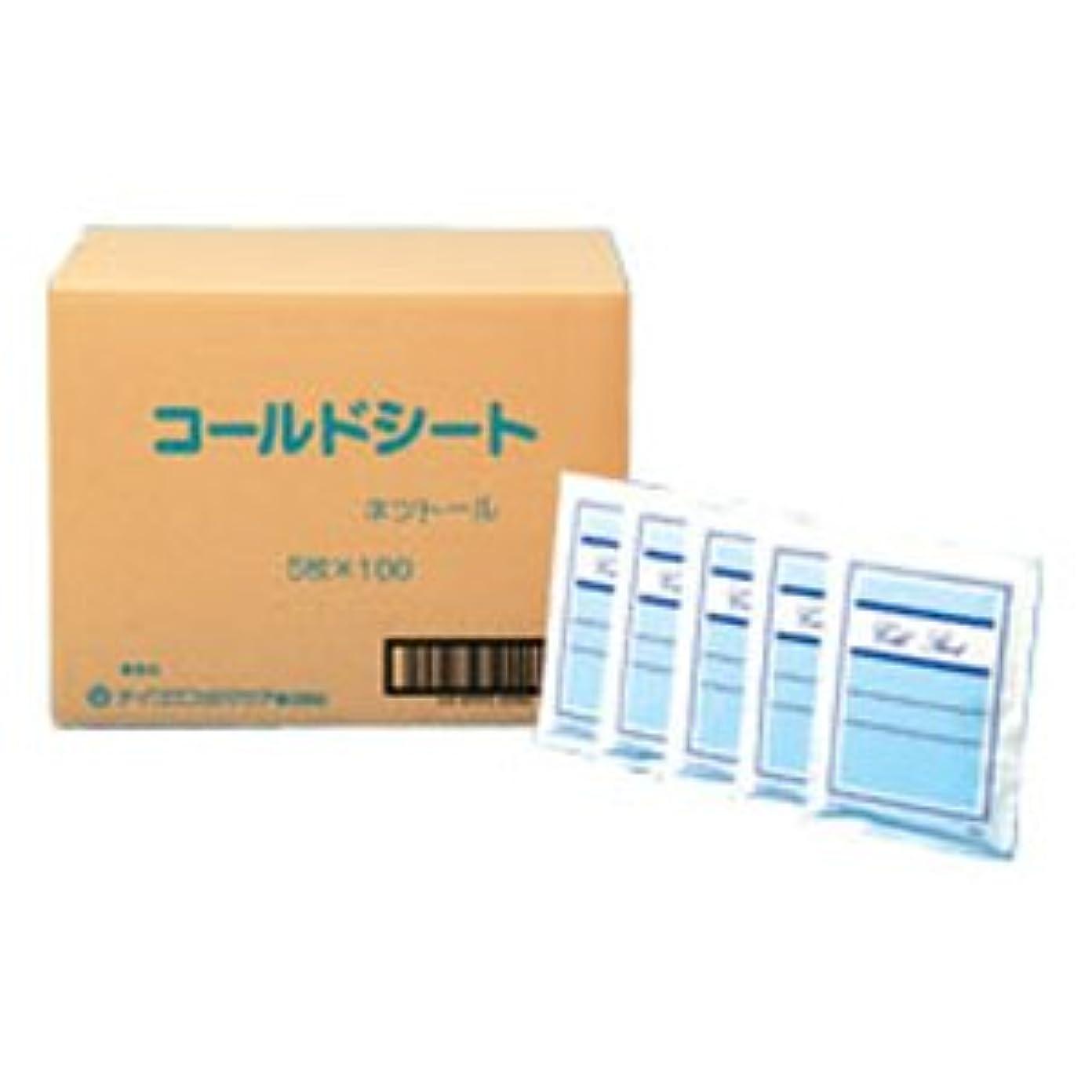 発音する連続的習慣(テイコクファルマケア) コールドシート (5枚×6袋入り)