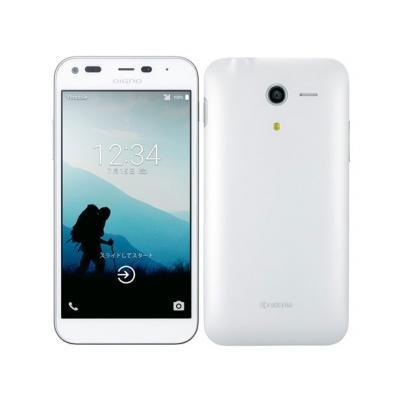 KYOCERA Y!mobile DIGNO E (503KC) ホワイト