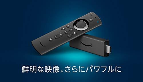 『Fire TV Stick 4K - Alexa対応音声認識リモコン付属』の2枚目の画像