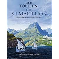 The Silmarillion 2nd (second) edition Text Only