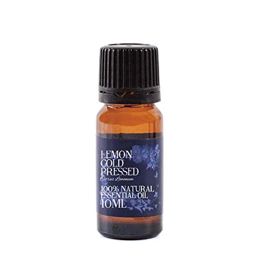 検証犯人不安定なMystic Moments | Lemon Cold Pressed Essential Oil - 10ml - 100% Natural
