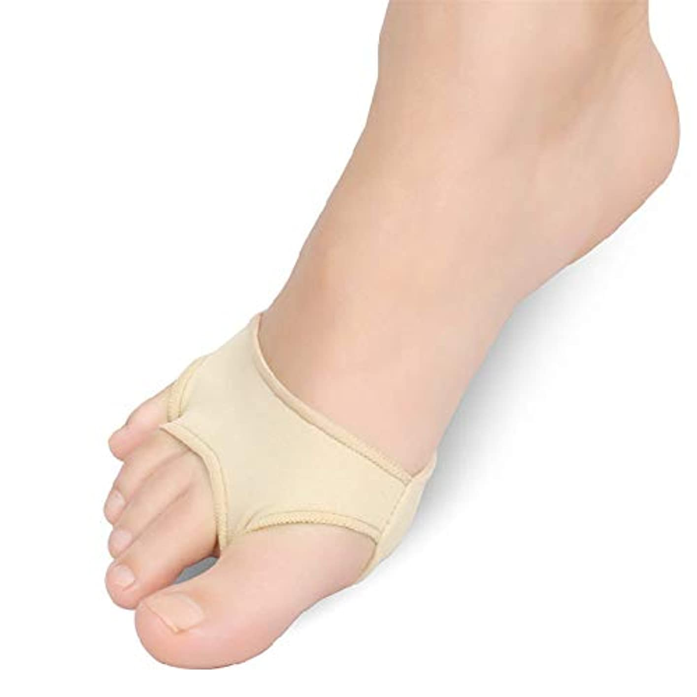 ディスクパーツ第二足パッドの2足フットゲル前足中足痛緩和吸収クッションボール,S