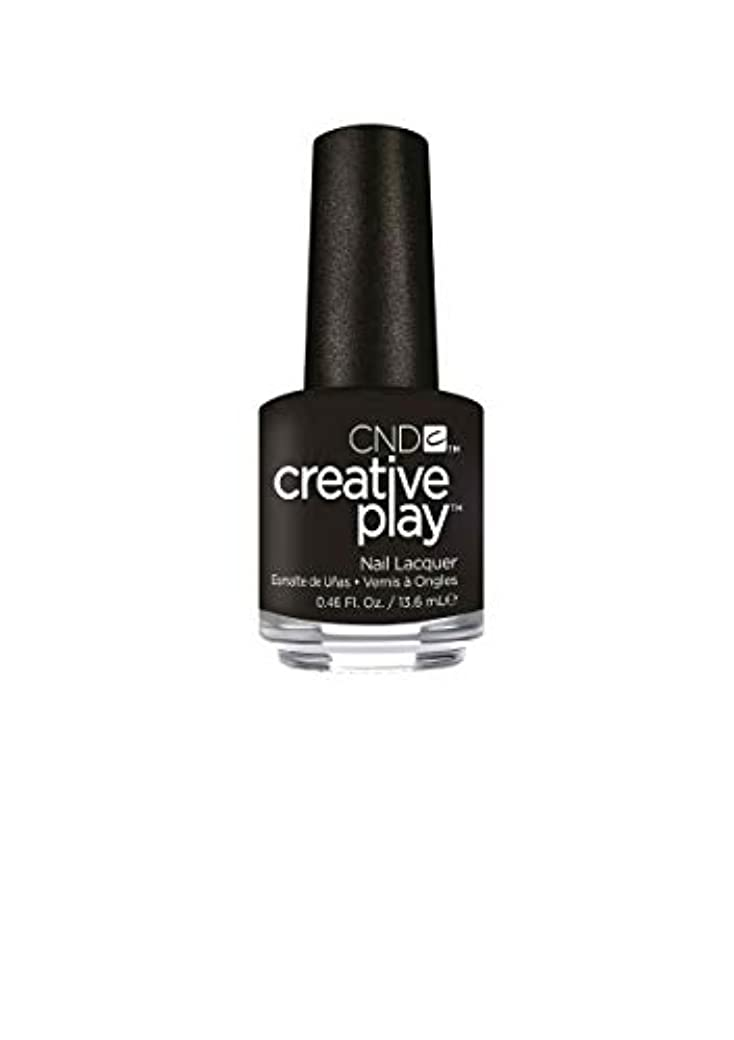 毒液一瞬テクトニックCND Creative Play Lacquer - Black + Forth - 0.46oz / 13.6ml