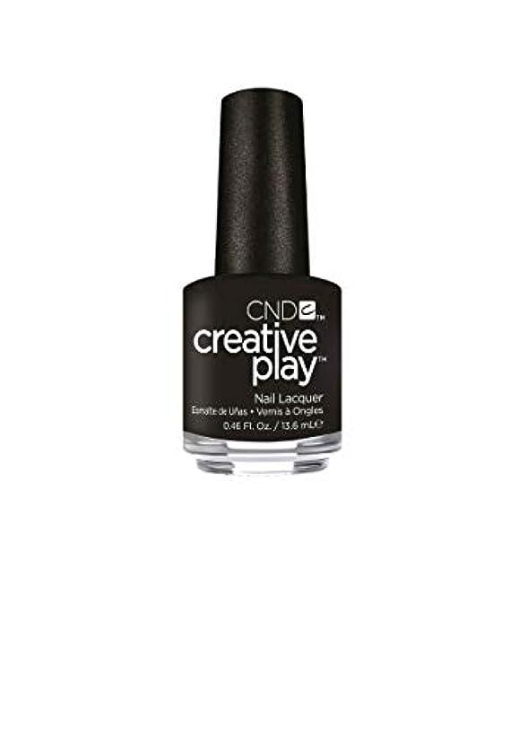 義務こしょうキャッシュCND Creative Play Lacquer - Black + Forth - 0.46oz / 13.6ml