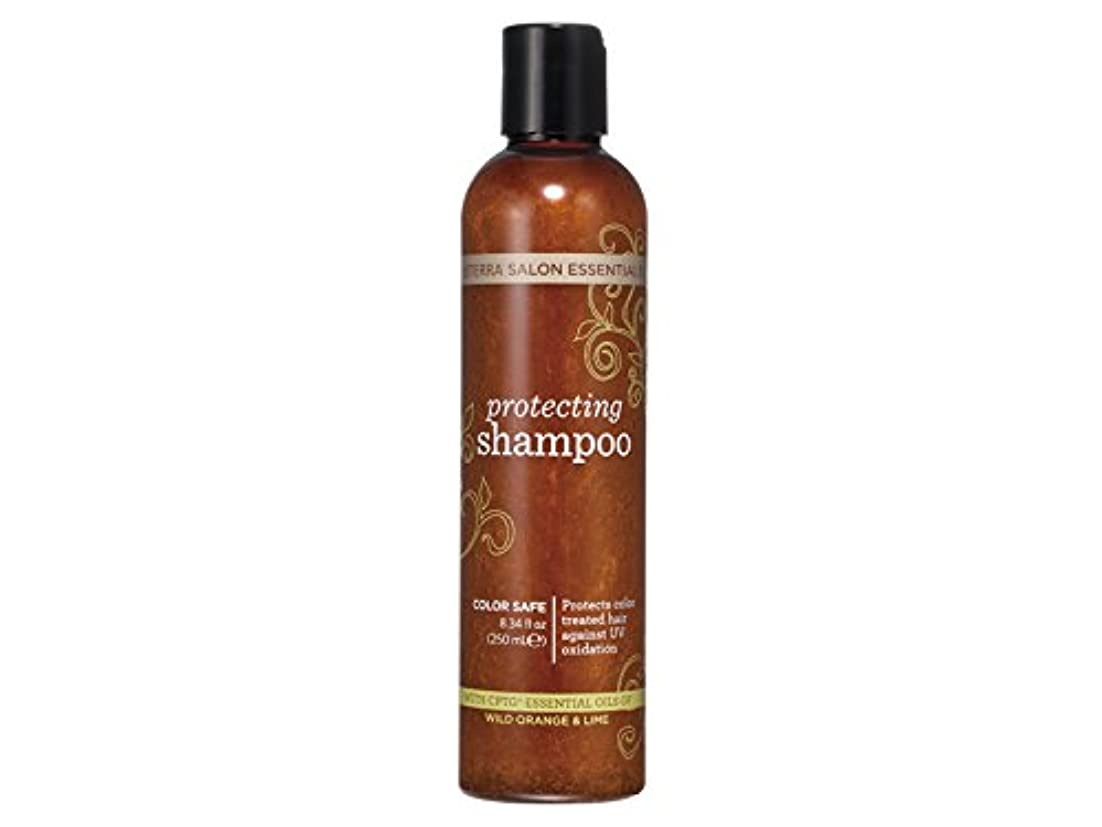 計算可能請求可能バブルdoTERRAドテラ サロン エッセンシャルズ プロテクティング シャンプー 250ml ハーブシャンプー エッセンシャルオイル配合 柑橘系の香り 植物エキス配合 紫外線予防 ダメージヘア