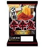 寿がきや 麺処井の庄監修 辛辛魚つけ麺1人前×6袋×2ケース(12食) 冷蔵食品