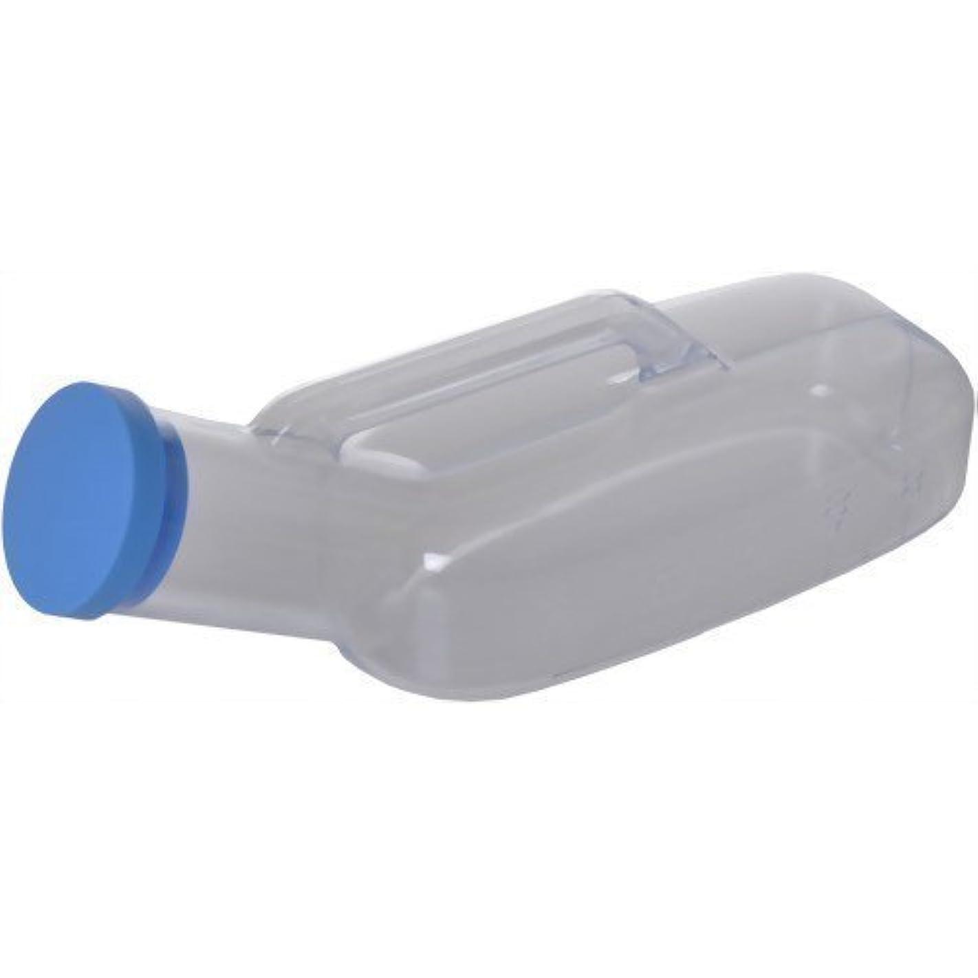 音楽を聴く位置づける地平線SA塩ビ透明尿器男性用1個×2 1790